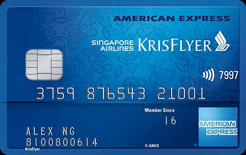 AmericanExpressKrisFlyerCreditCard