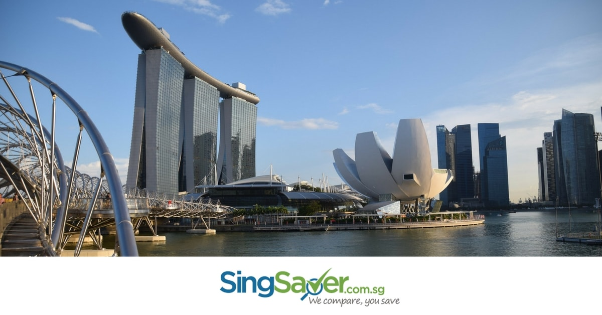 5 Reasons to Open a Bank Account in Singapore (Even if You Don't Live There)