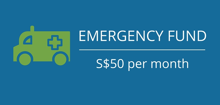 emergency costs of a singaporean digital nomad