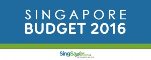 INFOGRAPHIC: Singapore Budget 2016 Highlights