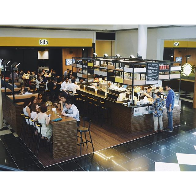 Kith Cafe at Millenia Walk. Source