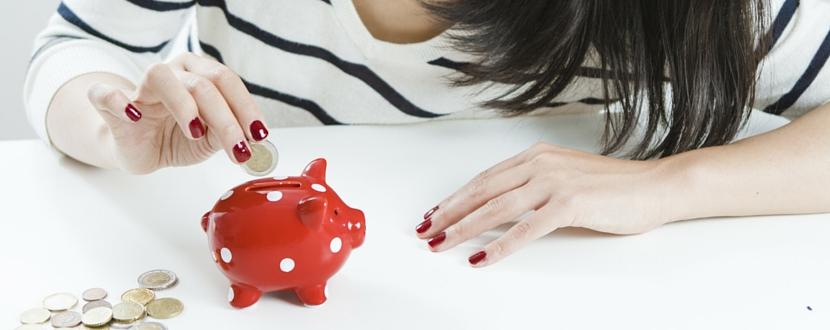save 20 per cent of income