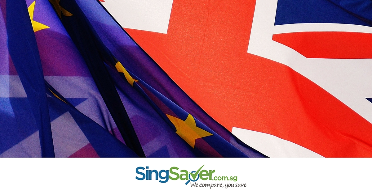 what does brexit mean for singaporeans