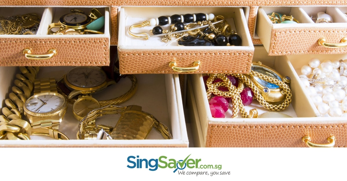 investing in gold jewellery singapore