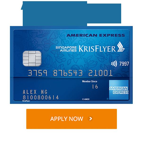 American Express KrisFlyer