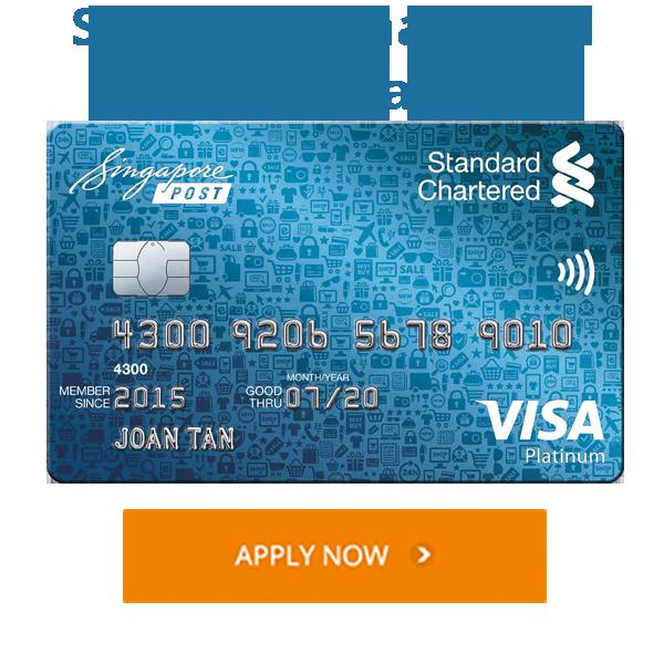 Standard Chartered SingPost