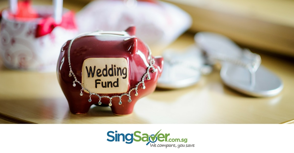 crazy ways to save money for a wedding in singapore