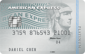 apply for an American Express Platinum Card