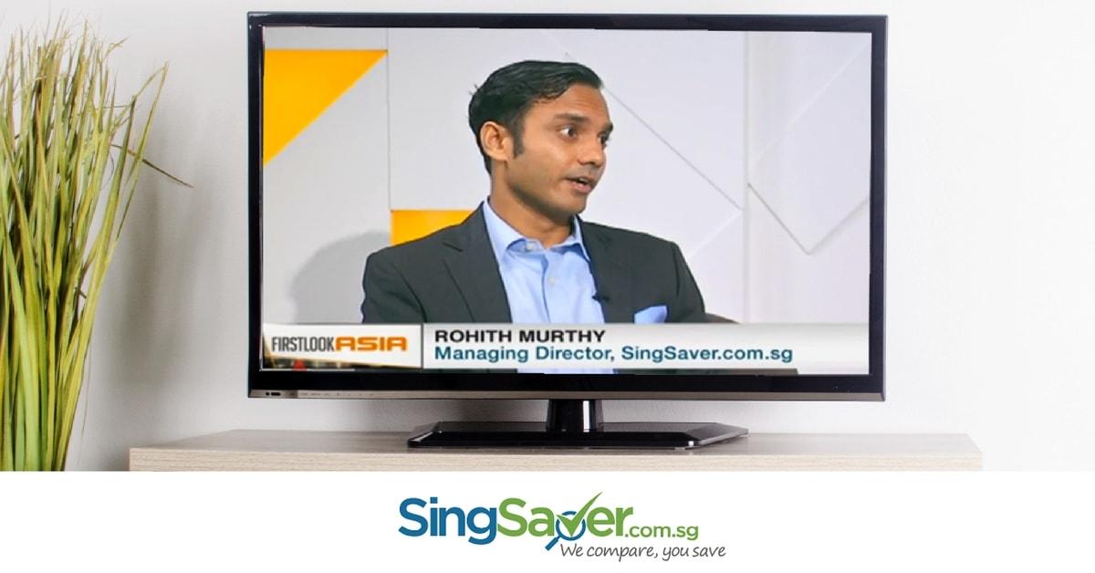 SingSaver.com.sg on ChannelNewsAsia