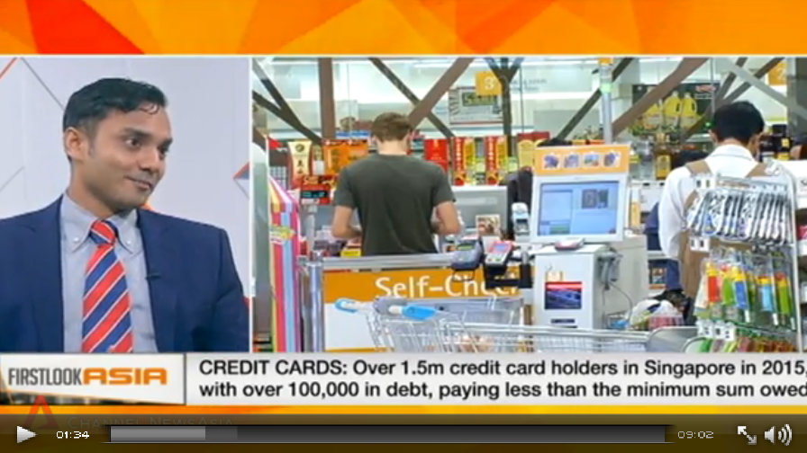 singsaver on channel news asia
