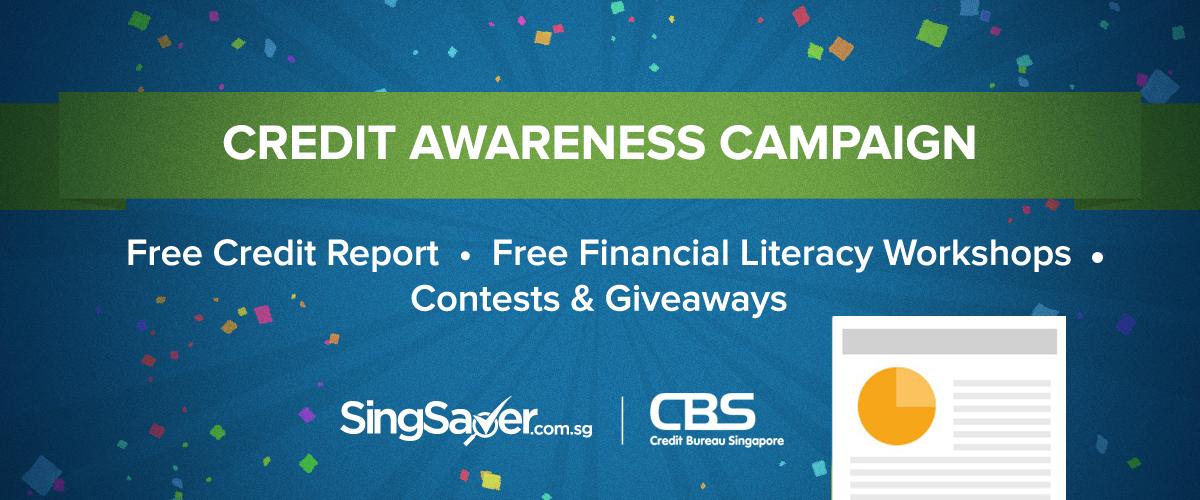 Credit Awareness Campaign - Free Credit Report