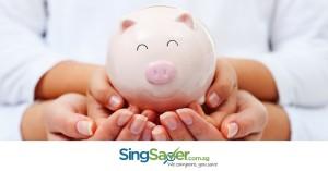 How Saving Money Lets Singaporeans Save Face