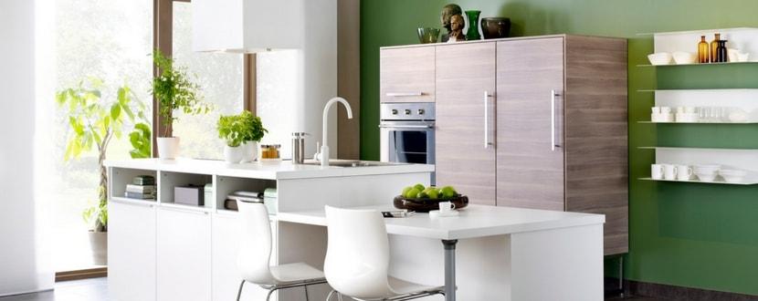 ikea modular kitchen