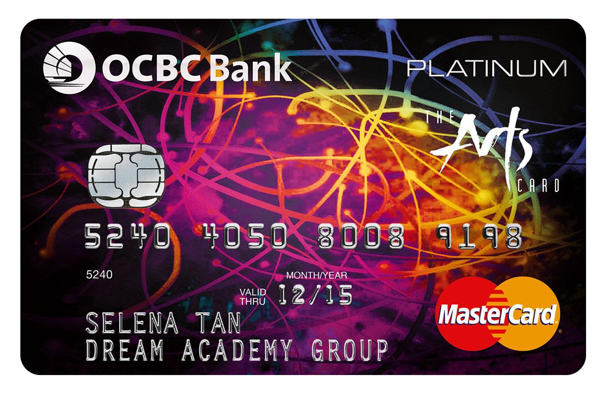 OCBC Bank Platinum Card
