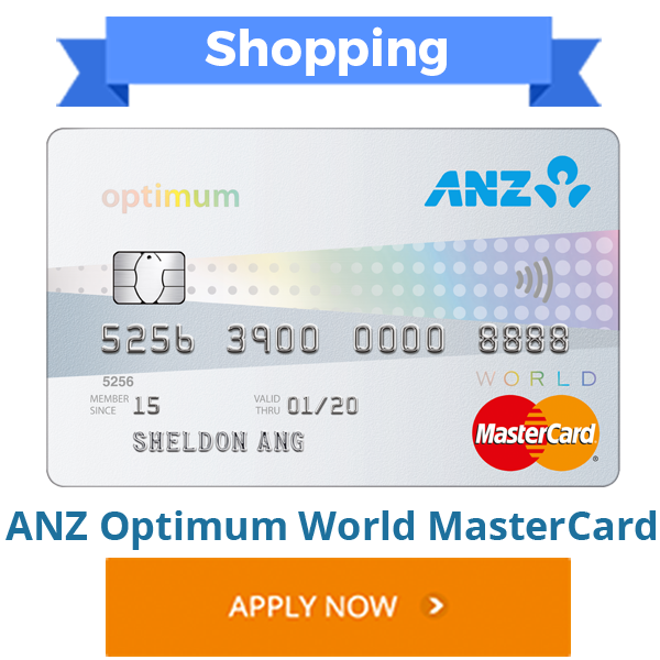 ANZ Optimum World