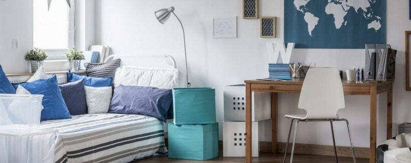 rental apartment interior