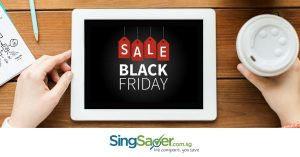 Don't Miss These 2016 Black Friday Sales in Singapore!
