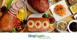 Festive Christmas Buffet Promotions in Singapore to Book in 2016