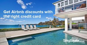 Airbnb Credit Card Promotions in Singapore this 2017