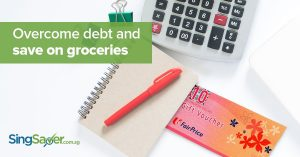 S$500 Grocery Vouchers is yours with the Citi Debt Consolidation Plan