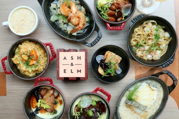 citibank buffet promotion at Ash & Elm, InterContinental Singapore