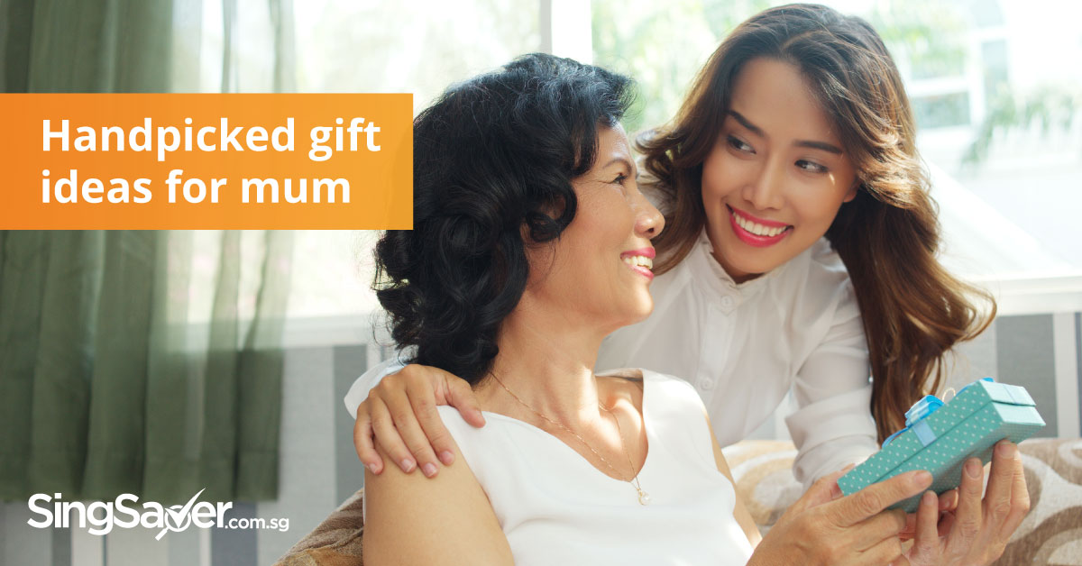 Mother S Day Gift Ideas And Special Deals In Singapore