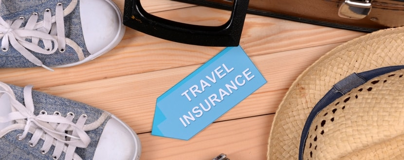 travel insurance coverage for individual items