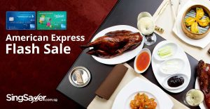 Extended to 30 June: Up to S$250 TungLok Vouchers with Amex Credit Cards!