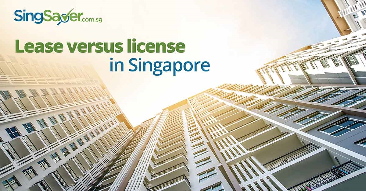 lease or license singapore
