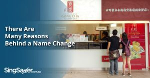 Why Do Some Companies Like Gong Cha Change Their Name?