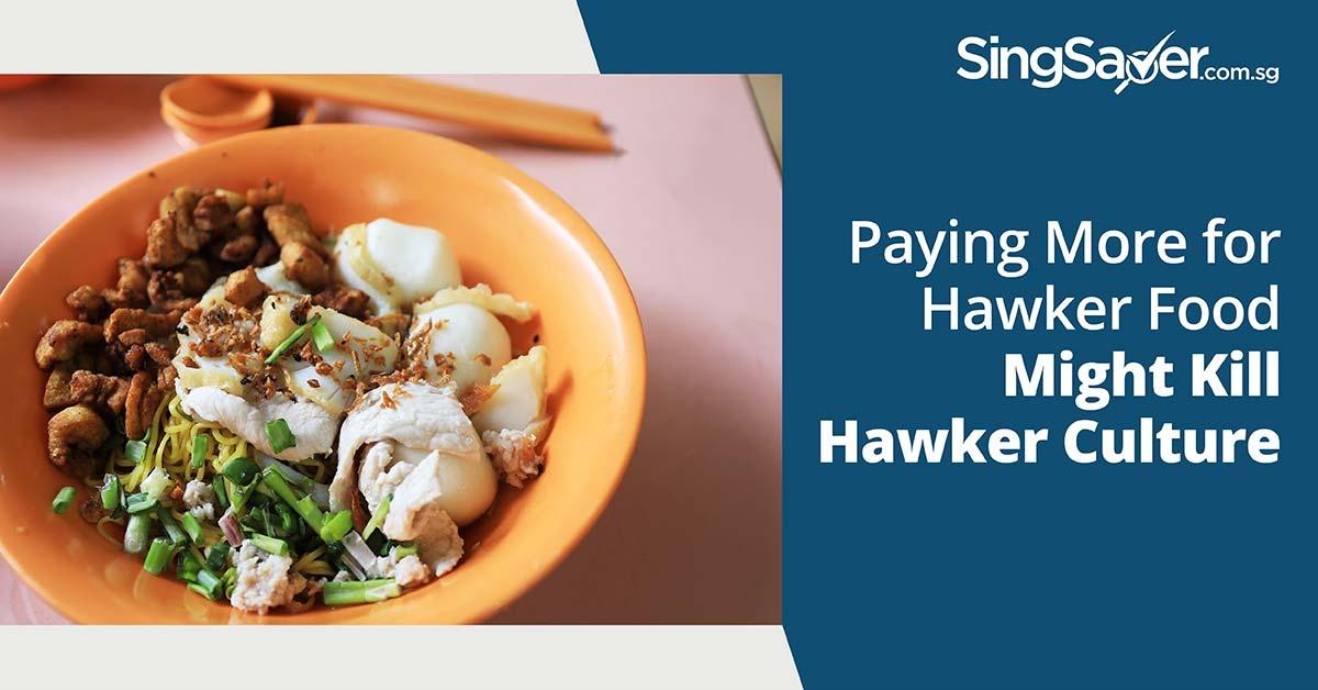 bak chor mee hawker food