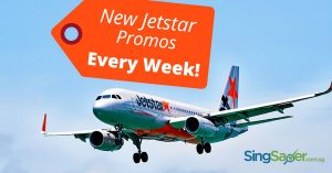 The Latest Jetstar Promotions for Flights From Singapore in 2017
