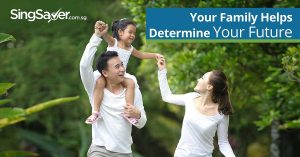 How Your Parents' Income Ultimately Affects Yours
