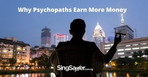 Want to Be Rich? Acting Like a Psychopath Might Help