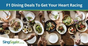 Top 10 Dining Deals in Singapore This September