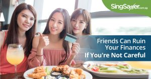 4 Ways Your Friends Are Ruining Your Finances