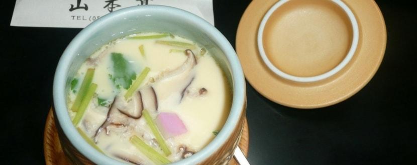 chawanmushi japanese food