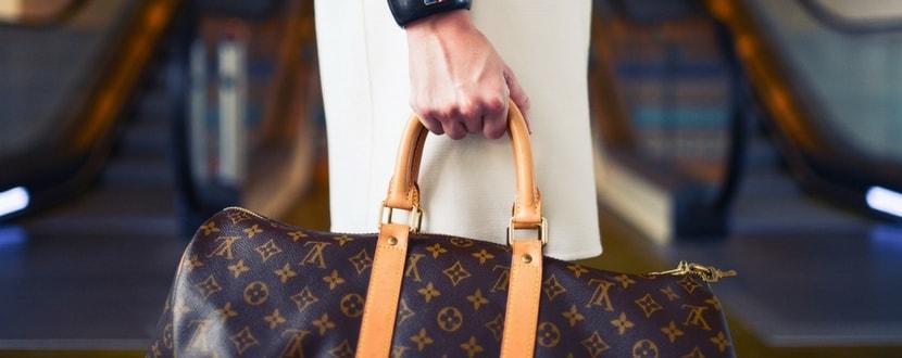 buying luxury goods