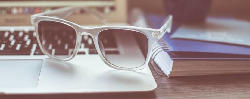 apple macbook sunglasses