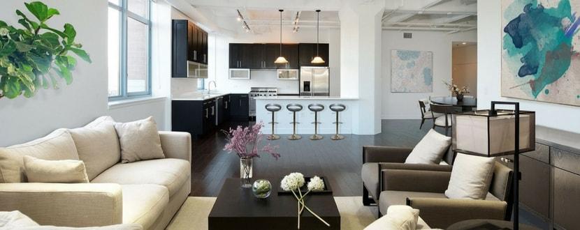 condo apartment interior