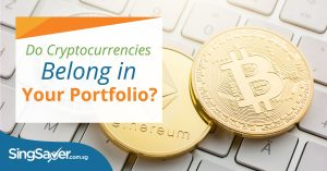 What Place Does Cyptocurrency Have in Your Portfolio?