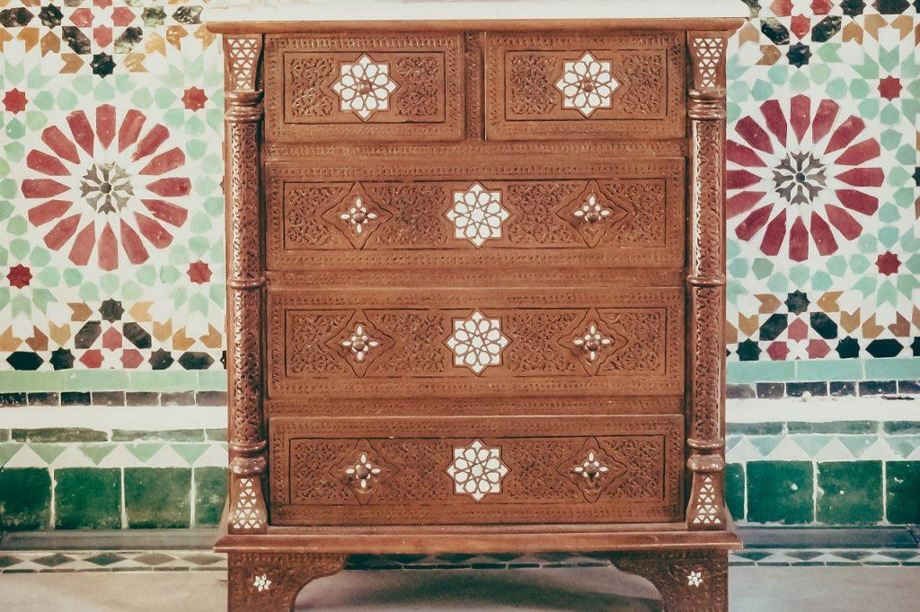 Decoration morocco style - Vintage Filter