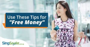 "Use These Deals, Promos and Vouchers for ""Free Money"" in Singapore"