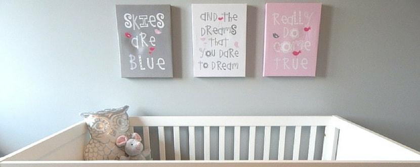 baby room light grey
