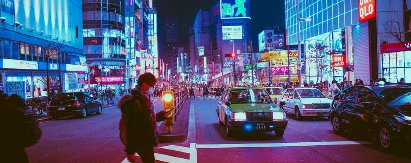 japan street shopping