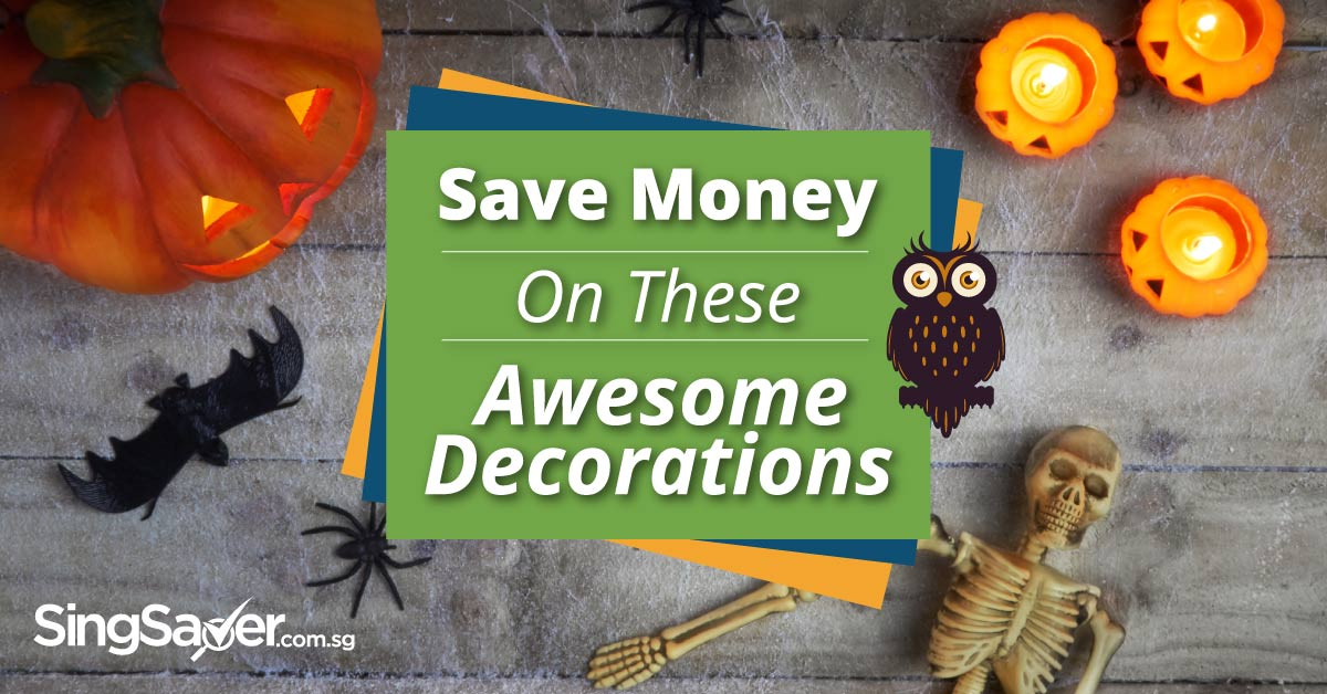 halloween decorations amazon promotion