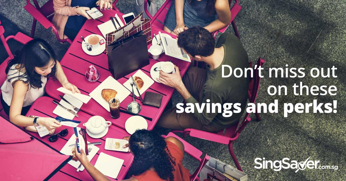 apps for getting savings and perks