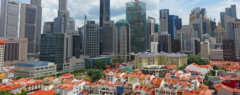 singapore developments cbd