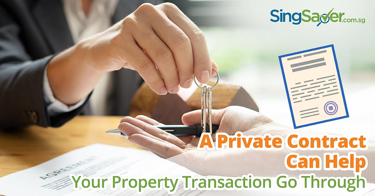 Private Contracts to Buy Property Without Banks