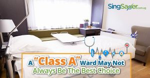 Why You May Not Want an A-class Ward (Even if Your Insurer is Paying)